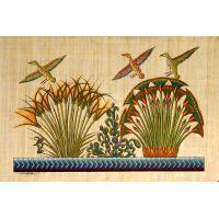 Papyrus Envol D'oiseaux - 31Ko