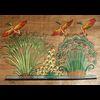 Papyrus Envol D'oiseaux