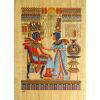 Papyrus Dossier Du Trône De Toutankhamon