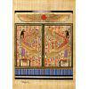 Papyrus Porte Du Catafalque De Toutankhamon