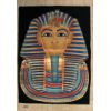Papyrus Masque D'or De Toutankhamon