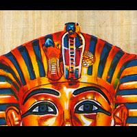 Zoom Sur Une Partie Du Papyrus - 58Ko