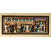 Papyrus Jugement D'Osiris Ou Pesée De L'âme