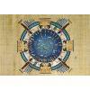 Papyrus Plafond Astronomique Dendérah Simple