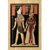 Papyrus Horus + Néfertari