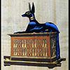 Papyrus Anubis