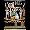Papyrus Renaissance De Néfertari Dans L'Au-Delà
