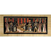 Papyrus Isis Et Néfertari - 26Ko