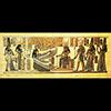 Papyrus Isis Et Néfertari