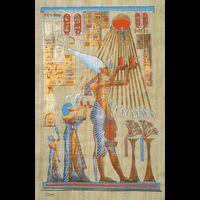 Papyrus Akhenaton - 54Ko