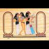 Papyrus Personalisable  3 Musiciennes Avec 2 Cartouches