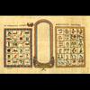 Papyrus Personalisable Alphabet Hiéroglyphique