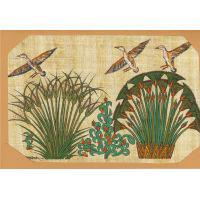 Carte Papyrus : Envol D'oiseaux - 31Ko