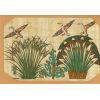 Carte Papyrus : Envol D'oiseaux