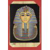 Carte Papyrus : Toutankhamon Masque D'or