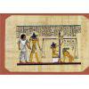 Carte Papyrus : Jugement / Pesée De L'âme