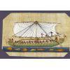 Carte Papyrus : Barque D'Hatshepsout