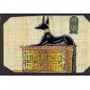 Carte Papyrus : Anubis