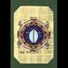 Carte Papyrus :  Le Cancer