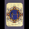 Carte Papyrus :  Le Gémeaux