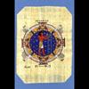 Carte Papyrus :  Le Verseau