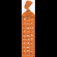Régle Hiéroglyphique - 31Ko