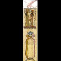 Marque Page Néfertari Et Isis - 20Ko
