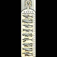 Règle Pochoir Dieux Pharaoniques - 28Ko
