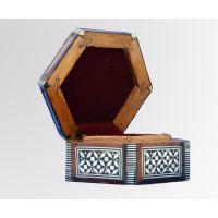 Marqueterie Hexagonale   6 Cotés - 25Ko