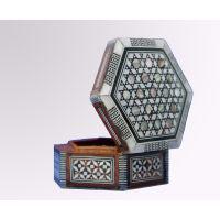 Marqueterie Hexagonale   6 Cotés - 24Ko