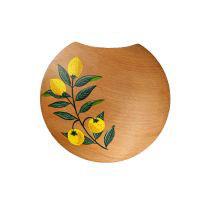 Solde : Applique Murale Porte Fleurs S�ch�es D�cor Citron