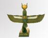 Statuette De La Déesse Isis-Hathor Ailée