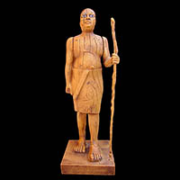 Statue De Kaaper - 29Ko