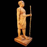 Statue De Kaaper - 31Ko