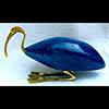 Statuette D'Ibis, Une Des Formes Du Dieu Thot