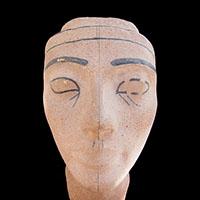 Buste De Néfertiti, Musée Du Caire
