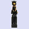 Isis Allaitant L'enfant Horus