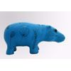 Hippopotame Bleu