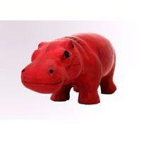 Hippopotame  Rouge - 16Ko