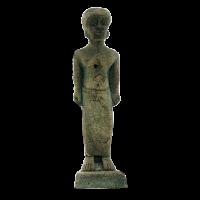 Statuette Homme Debout Style Antique - 15Ko