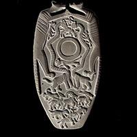 Palette Des Deux Chiens D'Hiérakonpolis, D'Environ -3 150 Predynastiques Nagada 3 - 39Ko