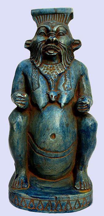 artisanat d 39 egypte nos produits statuette pierre dieux. Black Bedroom Furniture Sets. Home Design Ideas