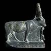 Statue De La Vache Sacree Hathor En Stéatite