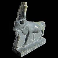 Statue De La Vache Sacree Hathor - 31Ko