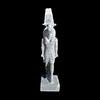 Statue Du Dieu Sobek En Stéatite