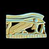Amulette Oeil D'Horus En Stéatite