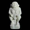 Statue Du Dieu Bès En Stéatite