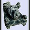 Modele D'un Couvercle De Sarcophage  De Toutankhamon