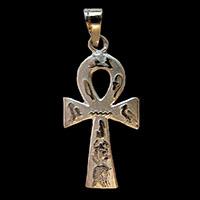 Bijoux Pharaonique Croix Ankh Petite En Argent - 31Ko