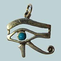 Bijoux Oeil D'Horus En Argent - 37Ko